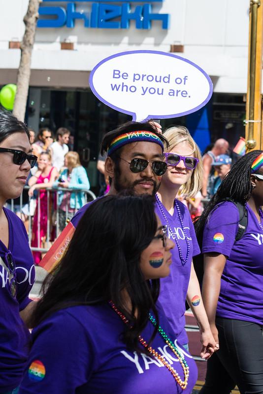 San Francisco Pride / Yahoo