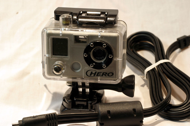 The Original GoPro Hero