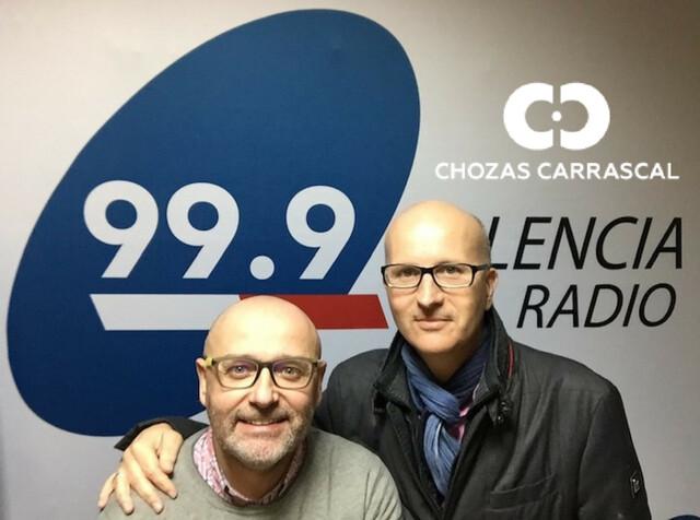 Chozas Carrascal La música de su vida Todo irá bien Paco Cremades Las 5 de Jorge Moreno