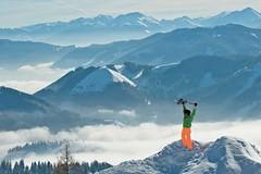 Soutěž Poznej a vyhraj: nejbližší Alpy, kde děti do 10 let lyžují téměř zdarma