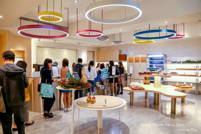 可頌,台北美食,台北麵包店,國父紀念館美食 @陳小可的吃喝玩樂
