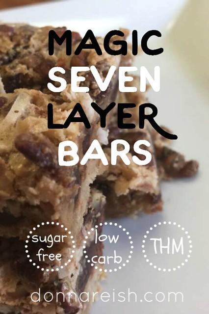 Magic Seven Layer Bars