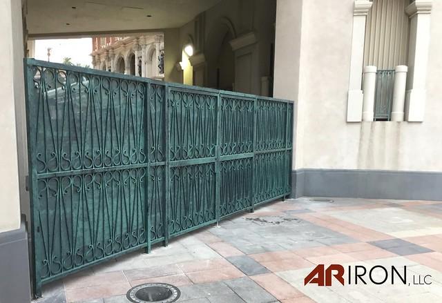 Venetian Faux Gates and Panels