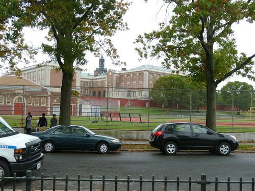 Thomas Edison High School Inside