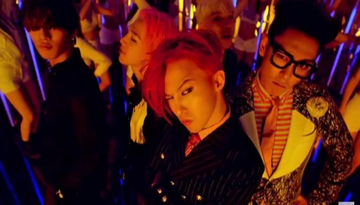 Bang bang bang! E com mais um MV Viciante BIGBANG faz Comeback!