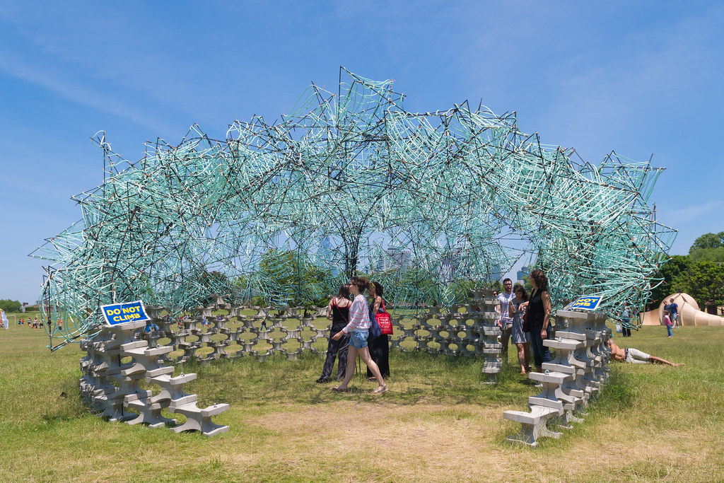 Billion Oyster Pavilion