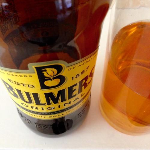 Bulmers cider 🍏🍺