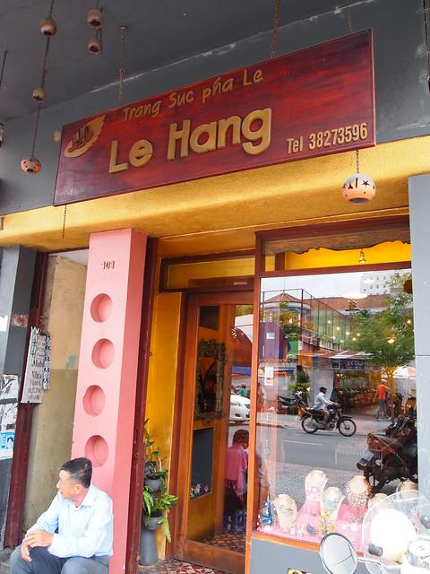 P6249642 Le Hang(レ・ハン) ホーチミン ベトナム hochiminh vietnam