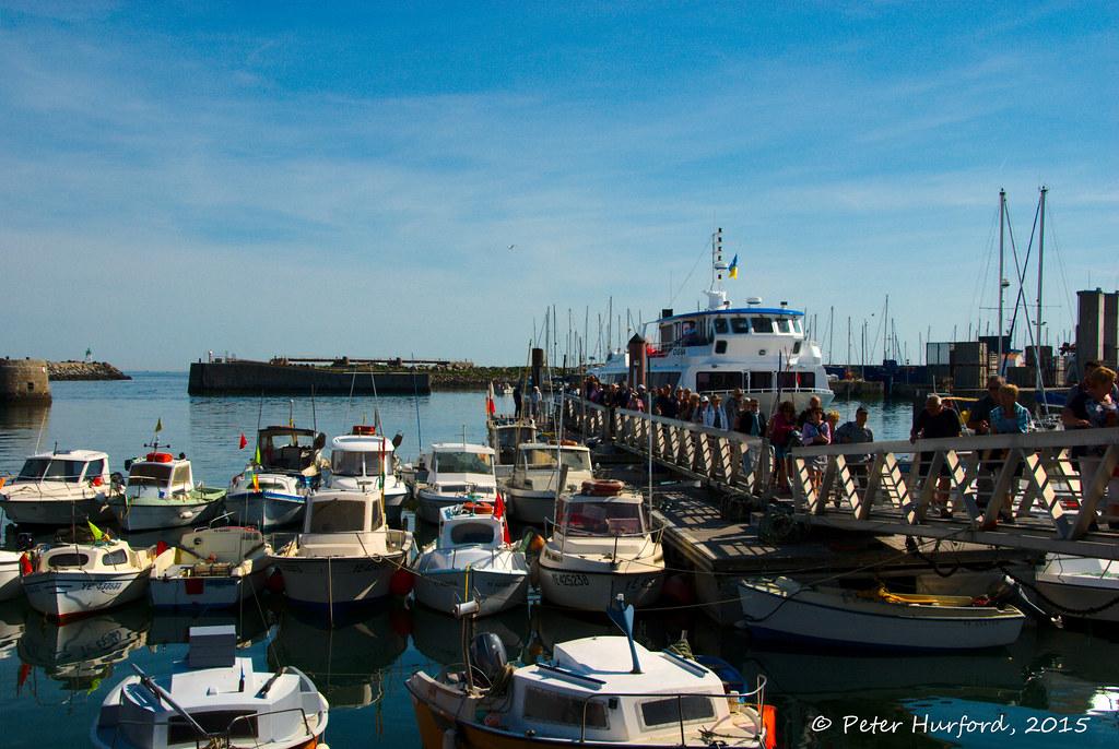 Port joinville pays de la loire france around guides - Hotel port joinville ...