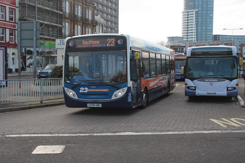 Stagecoach South 27557 GX58GMU