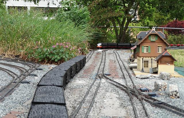 850 Achsen Zug