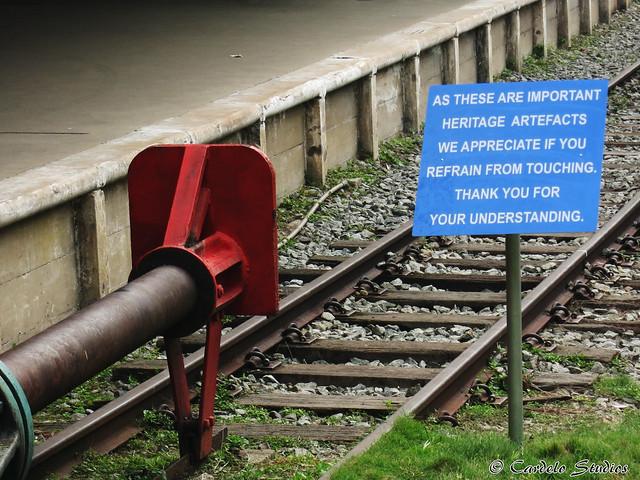 Tanjong Pagar Railway Station 15