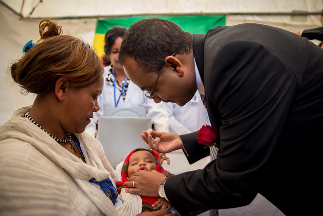 Sustaining the Achievements in Polio Eradication in Ethiopia