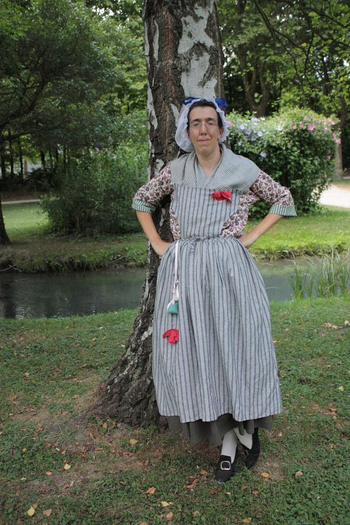 Costume populaire sous la Révolution