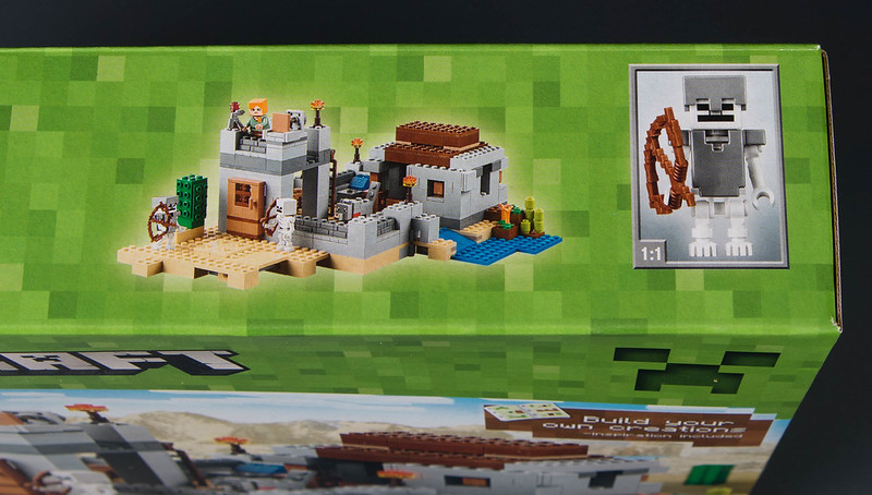 Review - 21121 LEGO Minecraft:Desert Outpost από EUROBRICKS 19738754471_3422bc1b87_c
