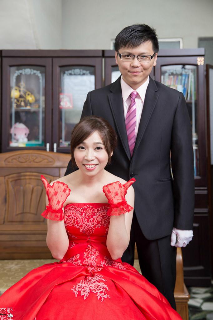 婚禮紀錄-高雄-展誠&鳳綿-文定午宴 X 吉喜海鮮餐廳 (35)