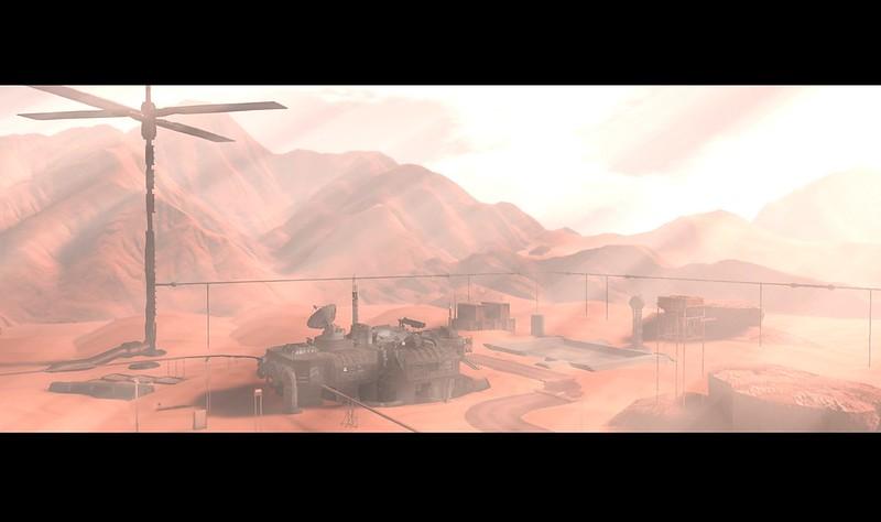Insilico - Mars