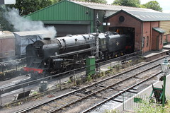 Mid-Hants Railway: a day on the Watercress Line