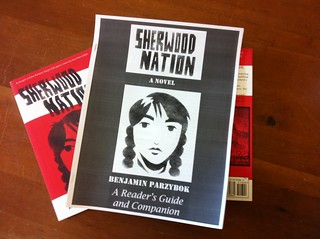Sherwood Nation Reader's Guide and Companion