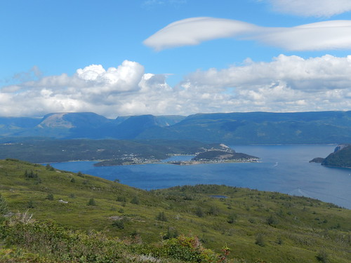 Gros Morne NP - lookout trail - 1