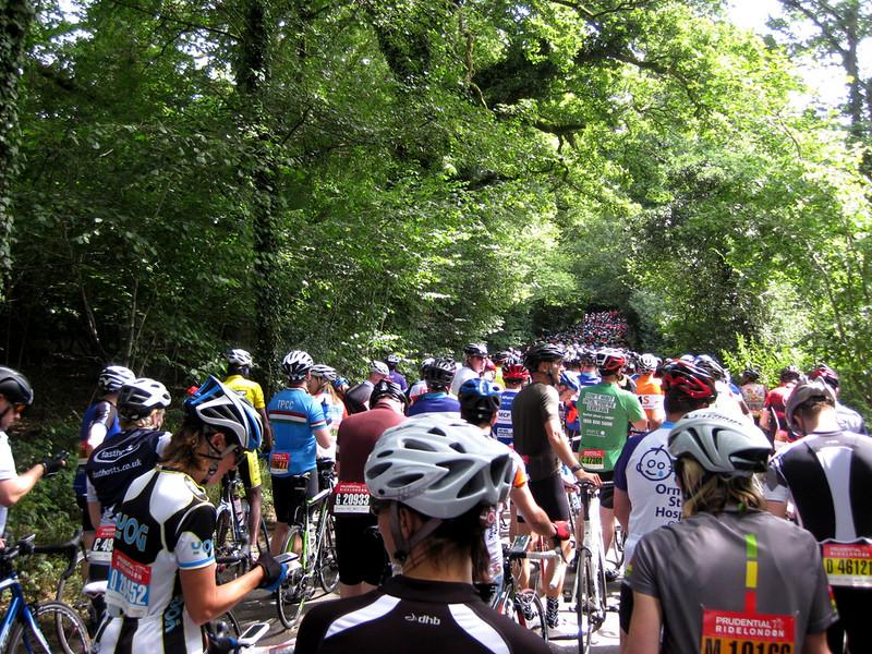 London-Surrey Ride 100 2015