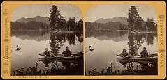 St. Regis lake and mountain