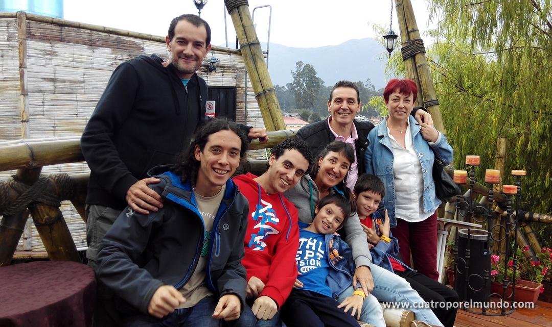 Disfrutando de unos días en Cuenca con nuestros Hermanos en Ruta. Os queremos familia