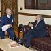 Secretary General Meets with Professor Eric Langer of Georgetown University