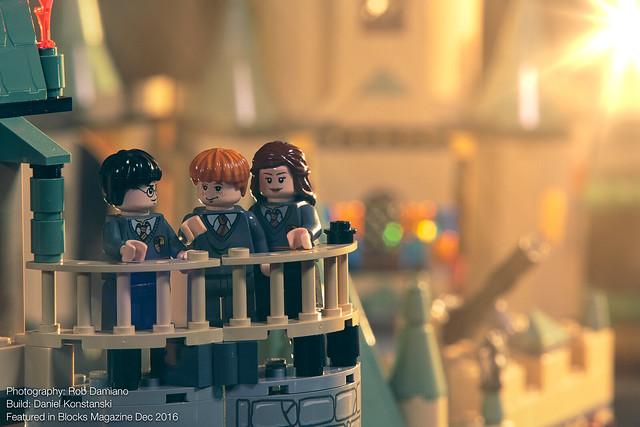 Blocks Mag: Harry Potter Hogwarts 09