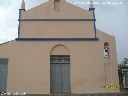 Coité do Nóia - Igreja Nossa Senhora Aparecida