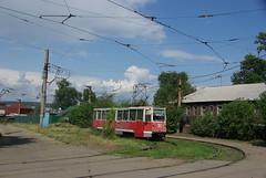 Irkutsk tram 71-605 197