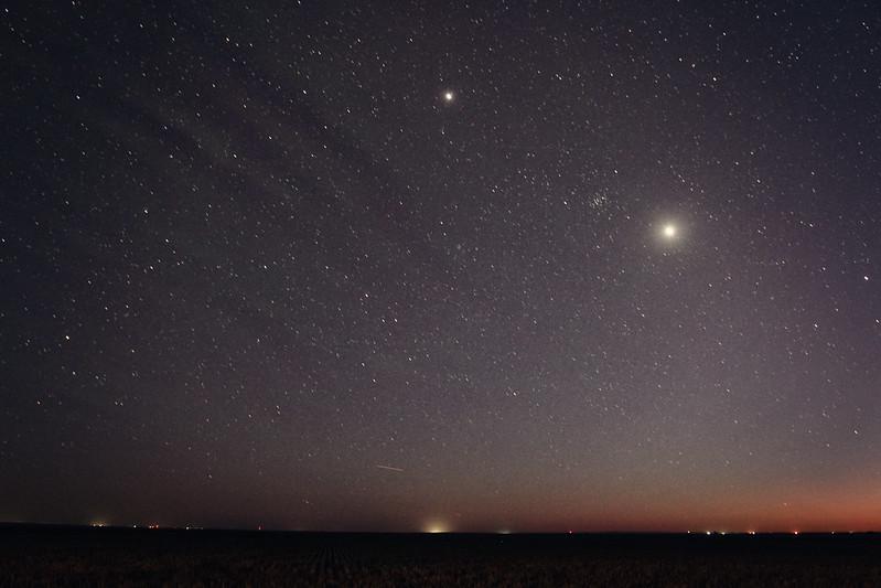 Kansas Sky Astrophotography Stars