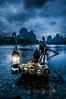Guilin's fisherman...