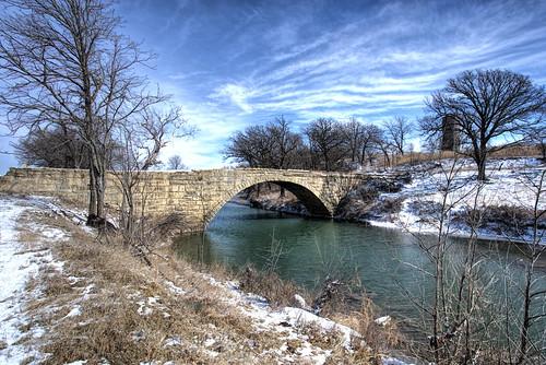 bridge kansas cowley stonebridge cowleycounty