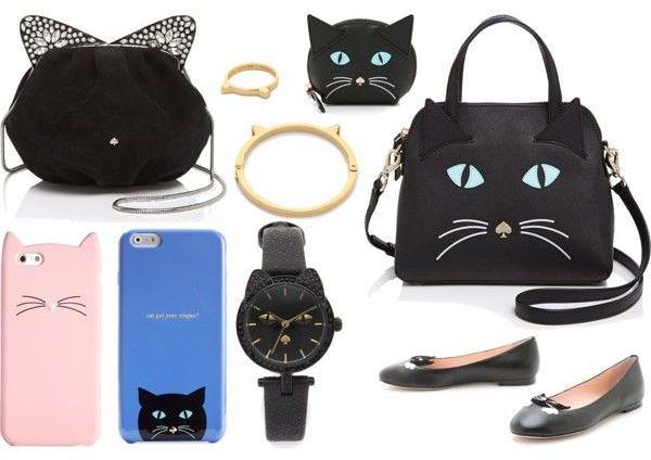 Kate Spade Cats