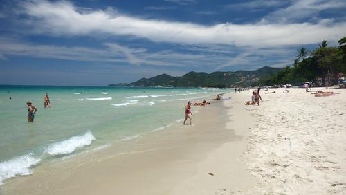 今日のサムイ島 7月23日 チャウエンビーチがきれいです & イベント情報