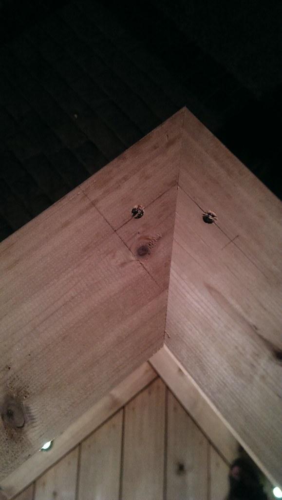 Chronology of My Free-Standing Cedar Deck Build