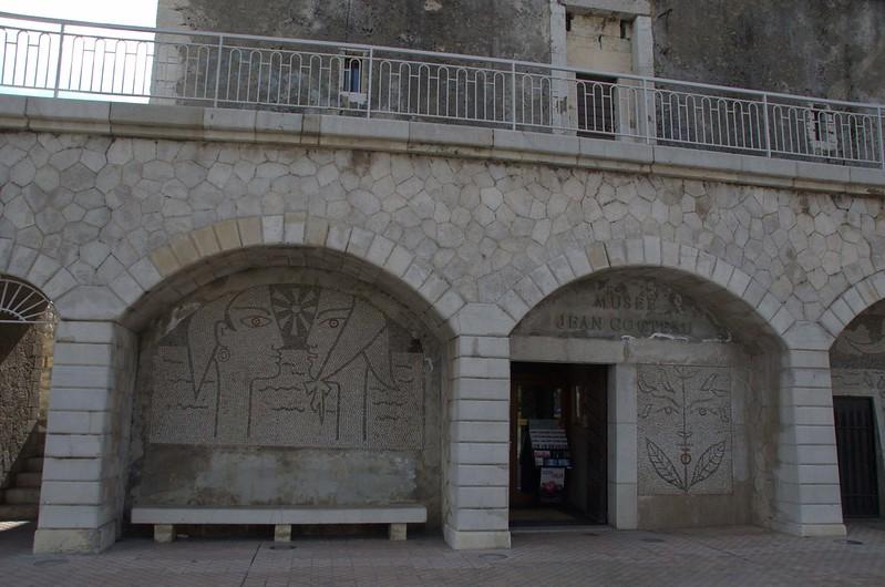 Museu Bastion Jean Cocteau Menton, França