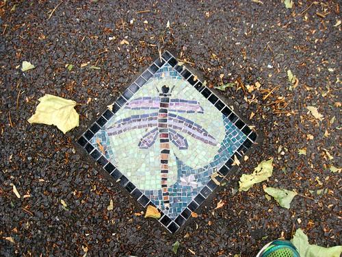Three Points Park Mosaics