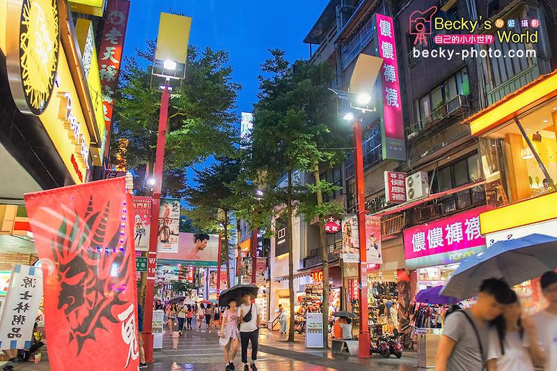 2015.Jul 西門町街 @Taipei
