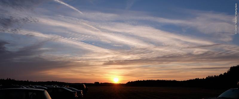 Воскресные небеса / Sunday morning skies