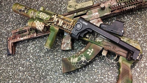 Milgeek UK: Airsoft - AK-105 upgrade project Pt  1