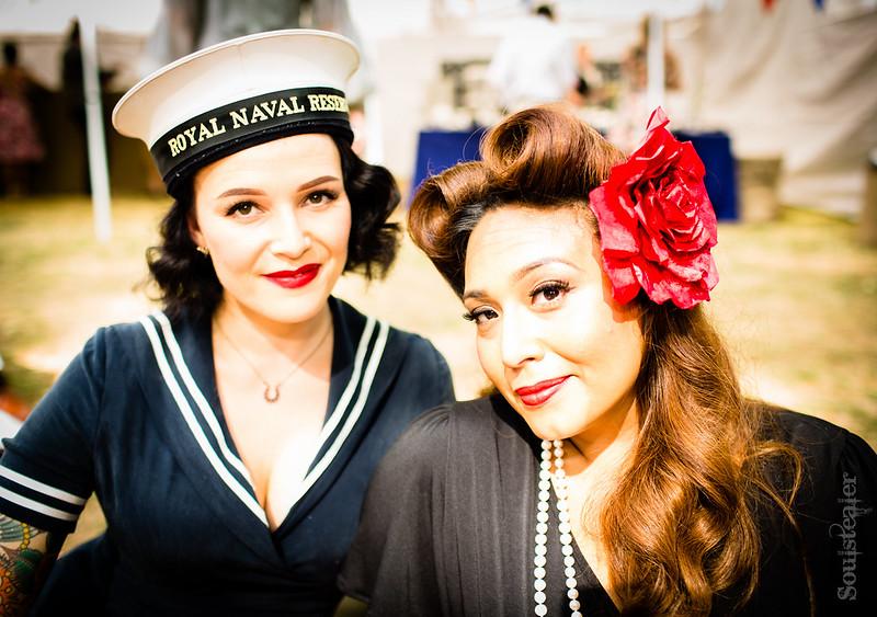 Sailor & Showgirl