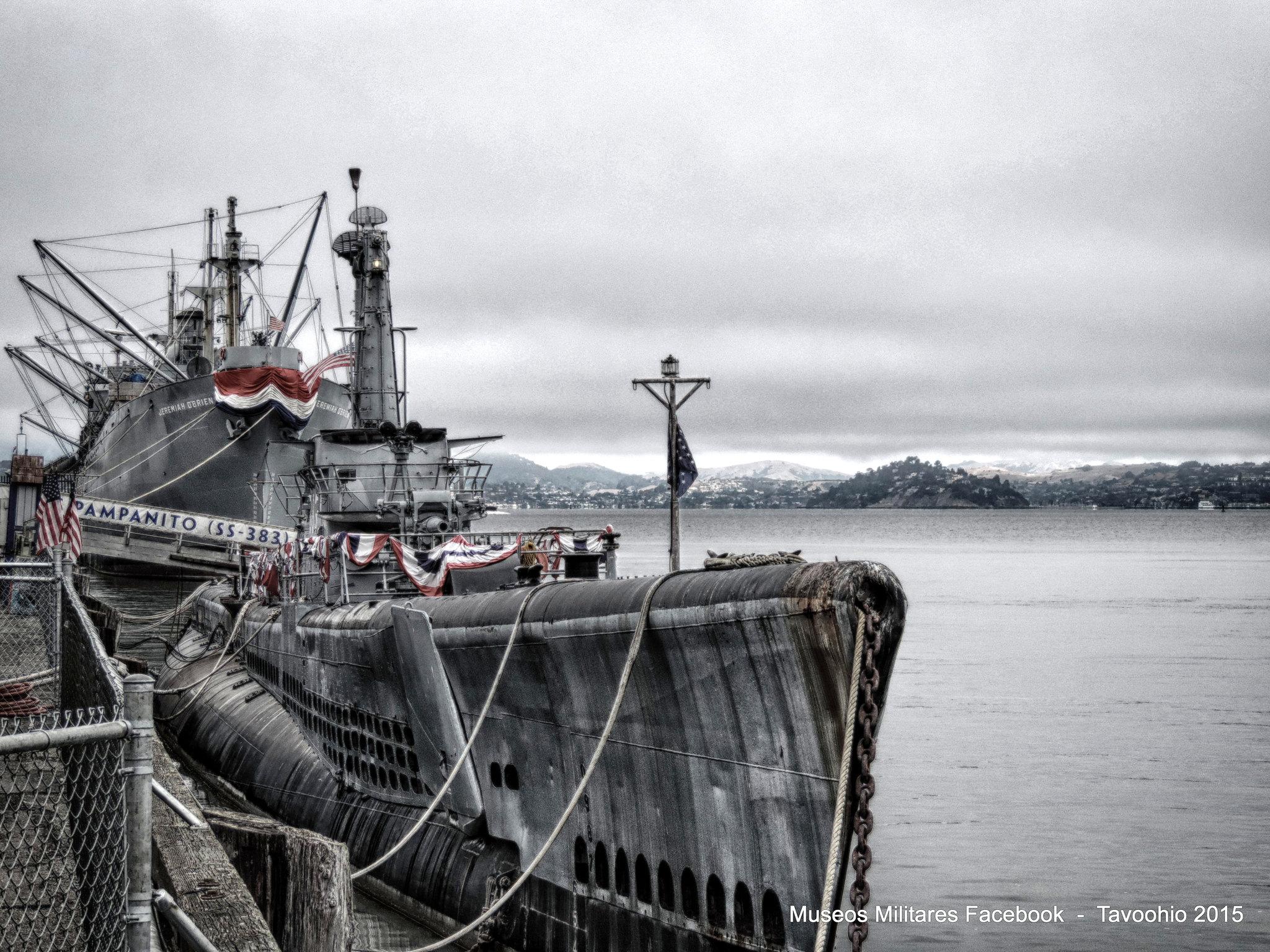 USS Pampanito SS-383