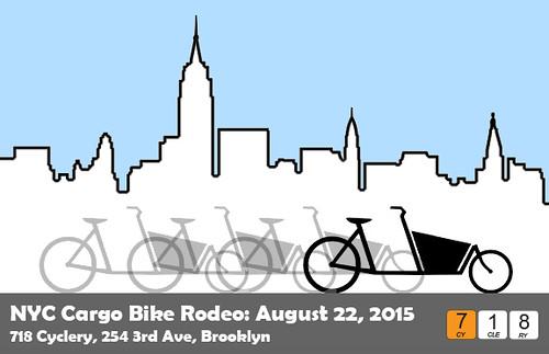 718 cyclery cargo bike rodeo