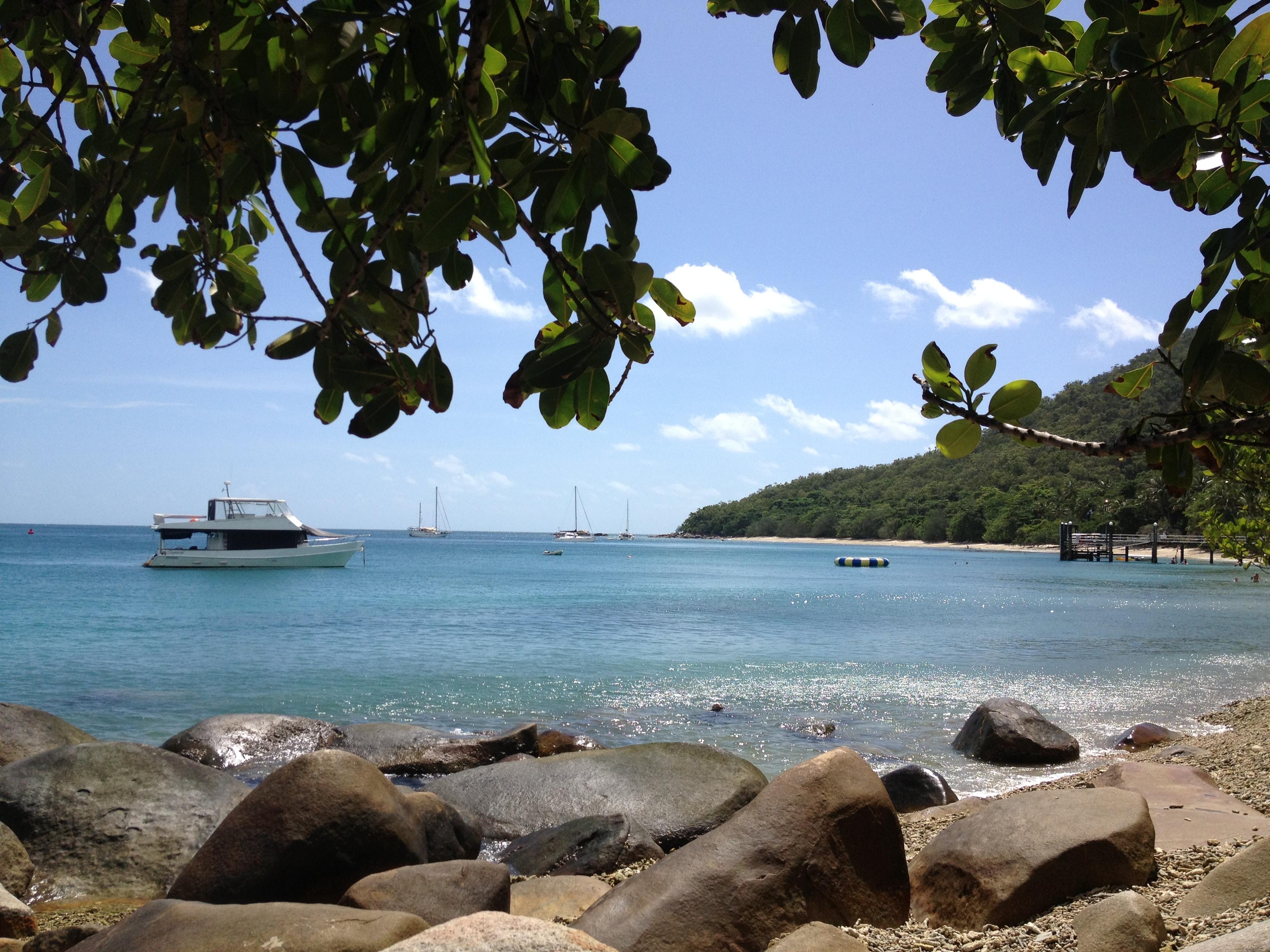 Fitzroy Island Queensland: Back To Photostream