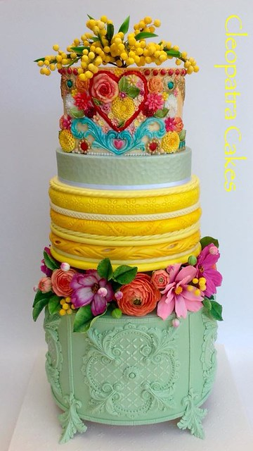 Cake by Cleopatra Cakes