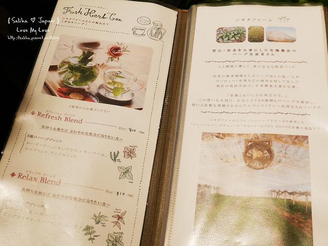 日本東京表參道花店咖啡館Aoyama Flower Market Tea House青山店  (3)