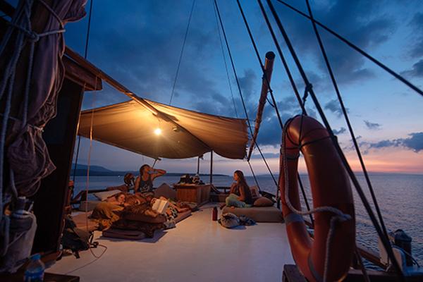 Al Isra Pirate Boat - gambar 4
