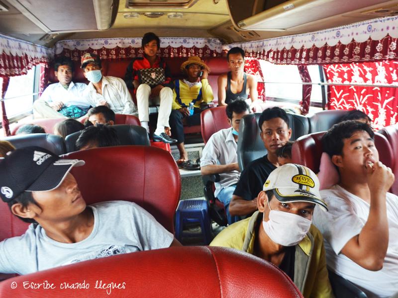 Viajar barato por el mundo: transporte